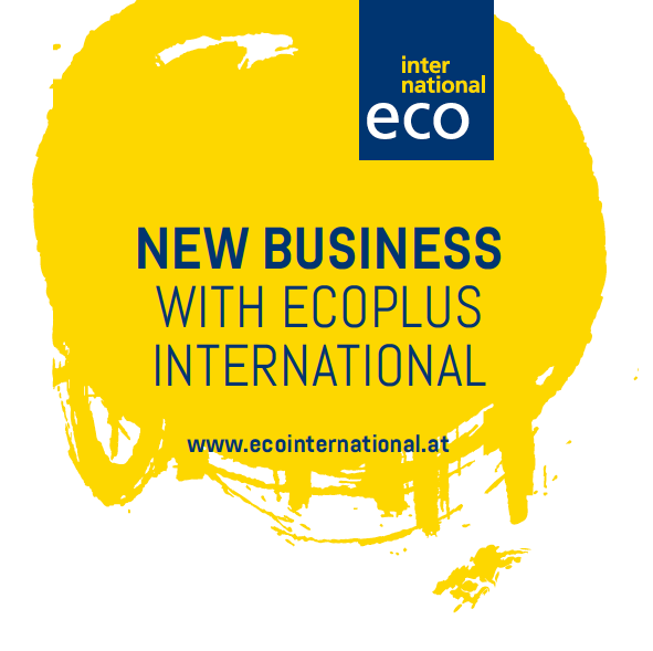 Sticker ecoplus International